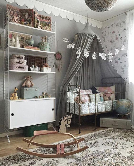 5 must-have Vintagemöbel für ein gemütliches Kinderzimmer | urbanupdate